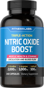 Nitric Oxide Boost, 240 Capsules