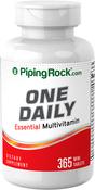 Osnovni multivitamin jedan dnevno 365 Tablete s premazom