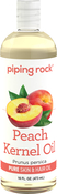 Peach Kernel Oil 16 fl oz (473 mL) Bottle
