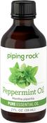Aceite esencial de menta, puro 2 fl oz (59 mL) Botella/Frasco