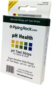 PH-Teststreifen für Speichel und Urin 100 Teststreifen
