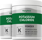 Potassium Chloride Powder, 450 mg, 16 oz (454 g) Bottle