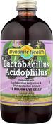 Probiotique acidophilus Cerise noire liquide 10milliards d'organismes 16 fl oz (473 mL) Bouteille