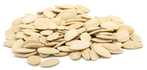 Roasted Unsalted Pumpkin Seeds, in Shell 1 lb (454 g) Bag