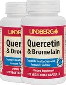 Quercetin & Bromelain 120 Vegetarische Kapseln
