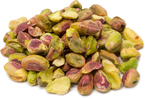 Raw Pistachios Shelled Nuts 1 lb (454 g) Bag