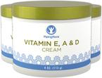 Revitalizing Vitamin E, A & D Cream 3 Jars x 4 oz