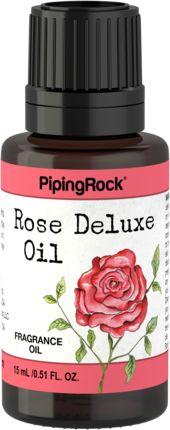 Buy Rose Deluxe Fragrance Oil 1/2 oz (15 ml) Dropper Bottle