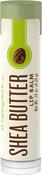 Shea Butter Lip Balm 0.15 oz  Tube