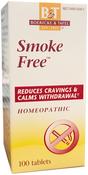 Smoke Free Naturally Homeopathic Formula 100 Tablets