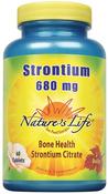 Strontiumcitrat  60 Tabletten