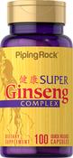 Super-Ginseng-Komplex plus Gelée Royal 100 Kapseln mit schneller Freisetzung