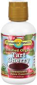 Tart Cherry Juice Concentrate (Organic) 16 fl oz (473 mL) Bottle