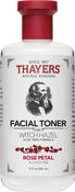 Tónico Thayers de pétalos de rosa y hammelis con aloe vera 12 fl oz (355 mL) Botella/Frasco