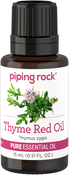 Buy Thyme Red 100% Pure Essential Oil 1/2 fl oz (15 mL) Dropper Bottle