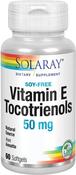 Tocotrienols & E Complex 60 Softgels