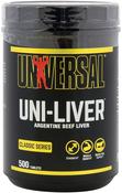 Uni-Liver Argentine Beef Liver, 500 Tabs