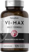 Performance pour Homme Vi-Max «RÉSERVÉ AUX HOMMES» 120 Gélules à libération rapide