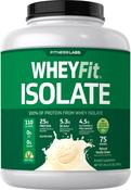 WheyFit Isolate (Natural Vanilla), 5 lb