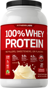 100% Whey Protein (Unflavored & Unsweetened)