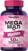 Mega Multi 50 Plus para la mujer 100 Comprimidos recubiertos