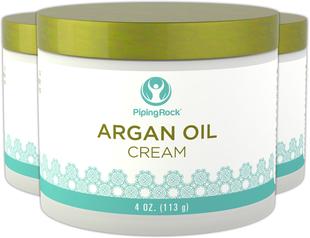 Argan Oil Cream 3 Jars x 4 oz