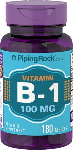 維生素B1 (硫胺素)  180 錠劑