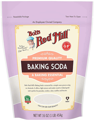 Buy Natural Baking Soda 16 oz (454 g) Bag