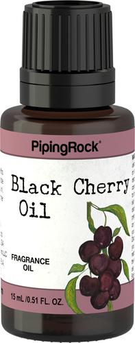 Huile de parfum de cerise noire 1/2 fl oz (15 mL) Compte-gouttes en verre