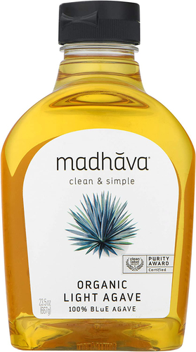 Blue Agave Sweetener (Organic),  23.5 fl oz (695 mL) Bottle