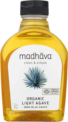 Nektar z agawy, jasny (Organiczne) 23.5 fl oz (667 mL) Butelka