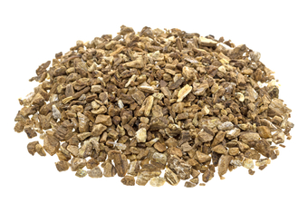Raiz de bardana cortada e peneirada (biológica) 1 lb (454 g) Saco
