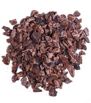 Organic Cacao Nibs 1 lb (454 g) Bag
