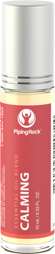 Mélange roll-on aux huiles essentielles apaisantes 10 mL (0.33 fl oz) Flacon à bille
