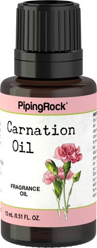 Aceite con aroma a clavel 1/2 fl oz (15 mL) Frasco con dosificador