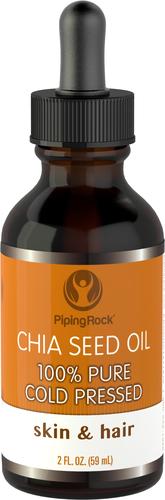 Chia Seed Oil 2 fl oz (59 mL)