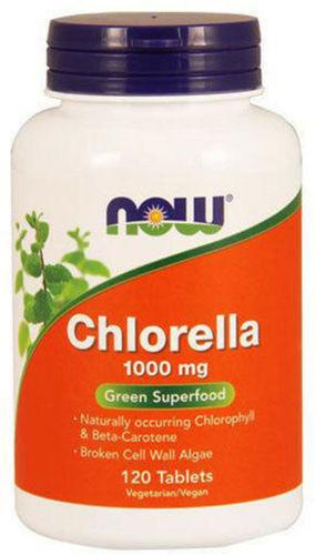 クロレラ 120 錠剤