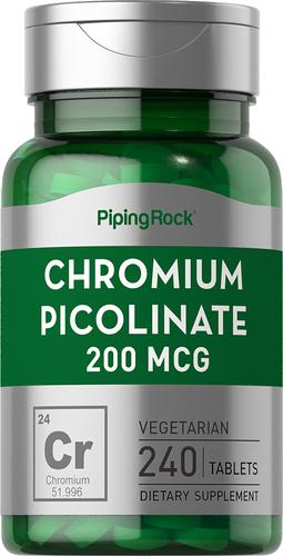 Kromium Picolinate 240 Tablet