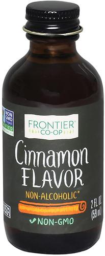 Aroma de canela (sem álcool) 2 fl oz (59 mL) Frasco