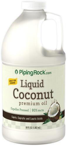 Olej kokosowy premium 64 fl oz (1.89L) Butelka