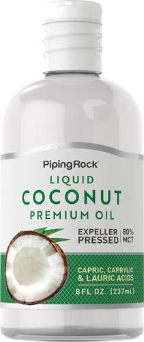 Olej kokosowy premium 8 oz (237 mL) Butelka