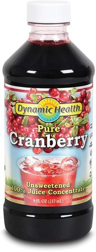 Concentré de jus de canneberge (Cranberry) 16 fl oz (473 mL) Bouteille