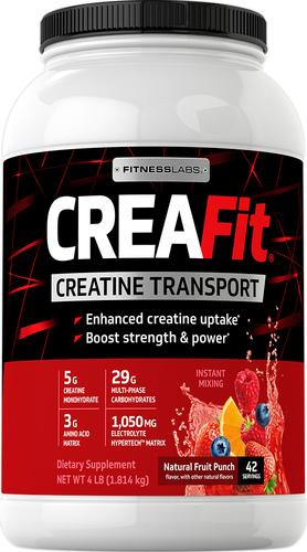 CreaFit Creatine Transport