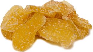 糖姜片   1 lb (454 g) 袋子