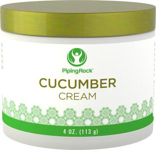 Crushed Cucumber Cleansing Cream 4 oz (113 g) Jar