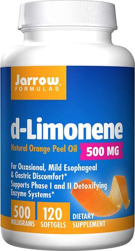 d-Limonen 120 Tabletki żelowe