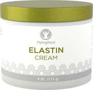 Crème à l'élastine 4 oz (113 g) Bocal