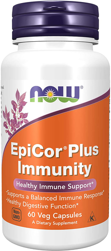 EpiCor Plus imunitet 60 Vegetarijanske kapsule