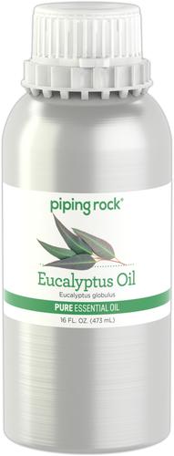 Eukaliptusowy olejek eteryczny o czystości (GC/MS Sprawdzono) 16 fl oz (473 mL) Tuba