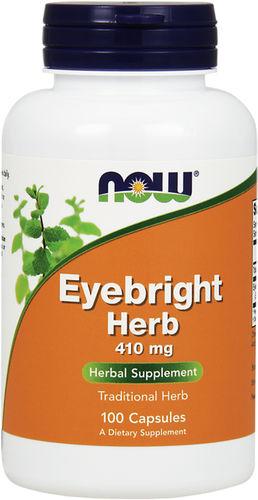 Ervas Eyebright  100 Cápsulas